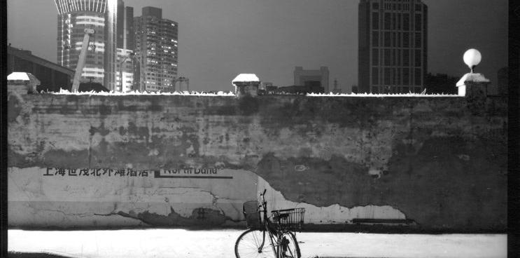 - Shangai, mars 2004, © Bogdan Konopka